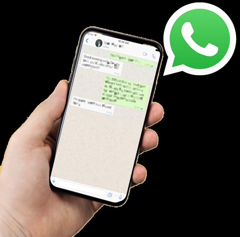 詢問醫生whatsapp